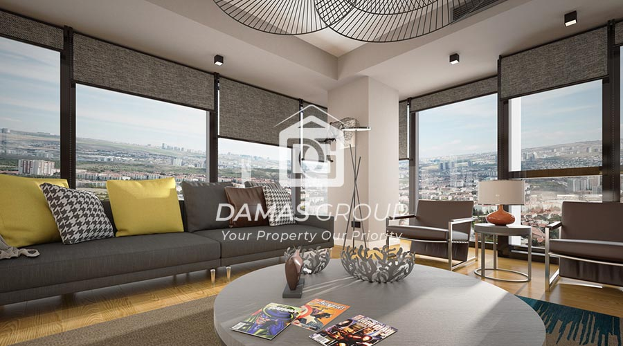 مجمع داماس 705 في أنقرة  - صورة خارجية  05