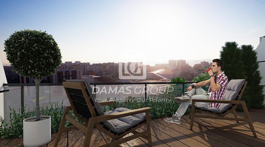 مجمع داماس 274 في اسطنبول  - صورة خارجية  07