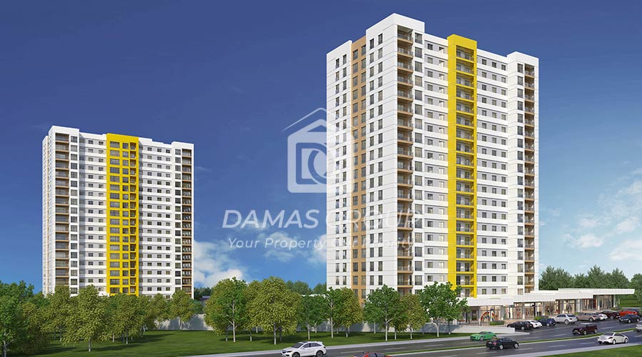 Damas Project D-208 in Istanbul - Exterior picture 07