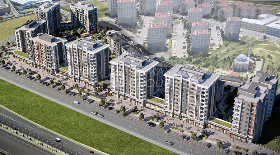مجمع داماس 026 في اسطنبول  - صورة خارجية  07