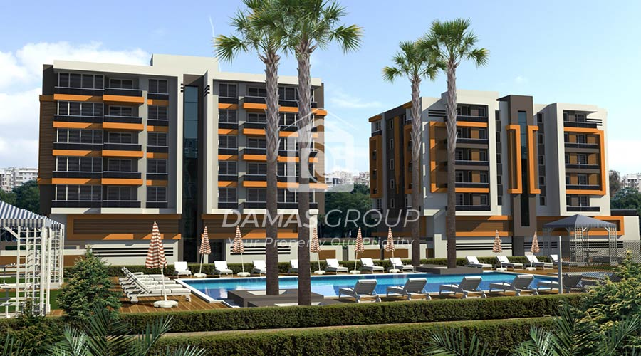 Damas Project D-614 in Antalya - Exterior picture 07
