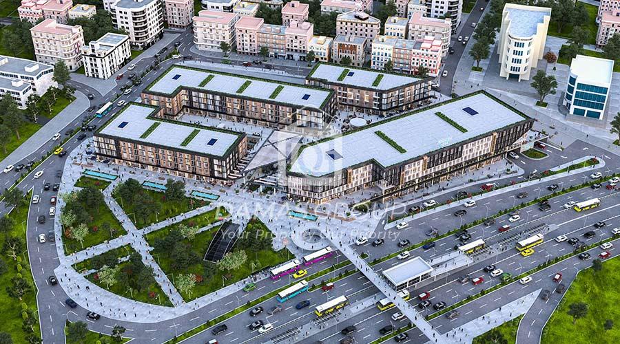 مجمع داماس 240 في اسطنبول  - صورة خارجية  05