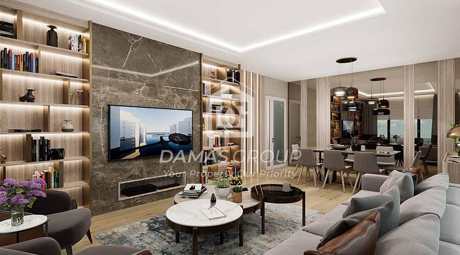 مجمع داماس 164 في اسطنبول - صورة خارجية  08