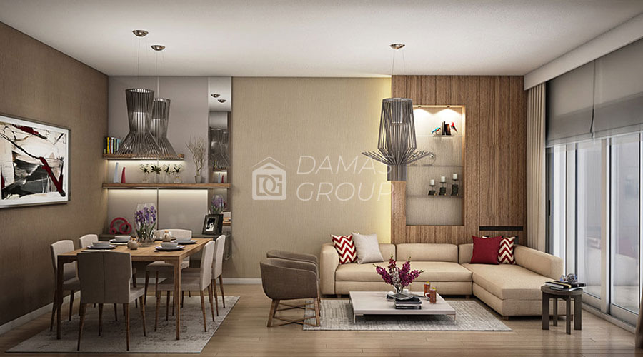 Damas Project D-108 in Istanbul - Exterior picture 08