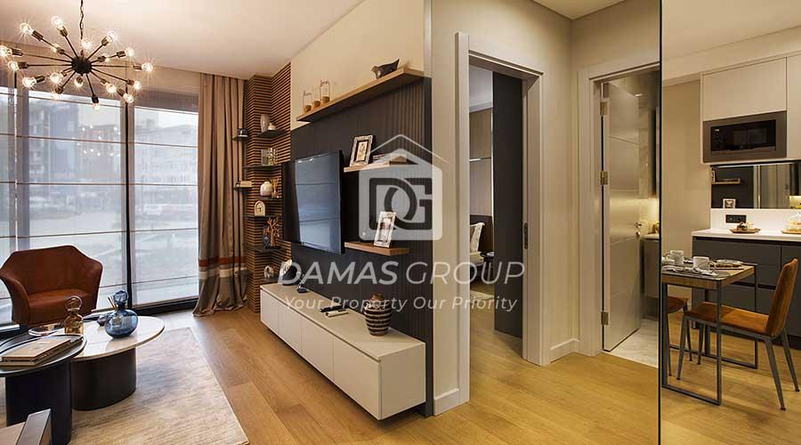 مجمع داماس 247 في اسطنبول  - صورة خارجية  08