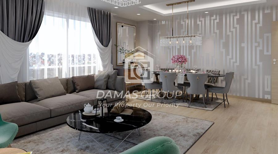 Damas Project D-211 in Istanbul - Exterior picture 08