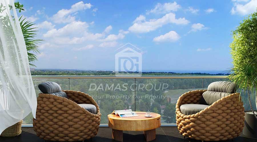 مجمع داماس 168 في اسطنبول  - صورة خارجية  08