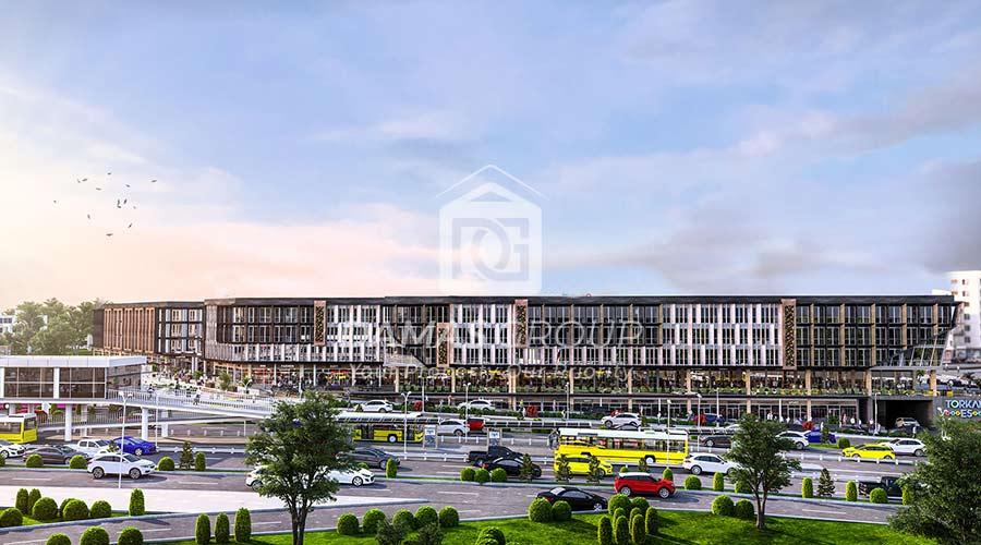 مجمع داماس 240 في اسطنبول  - صورة خارجية  06