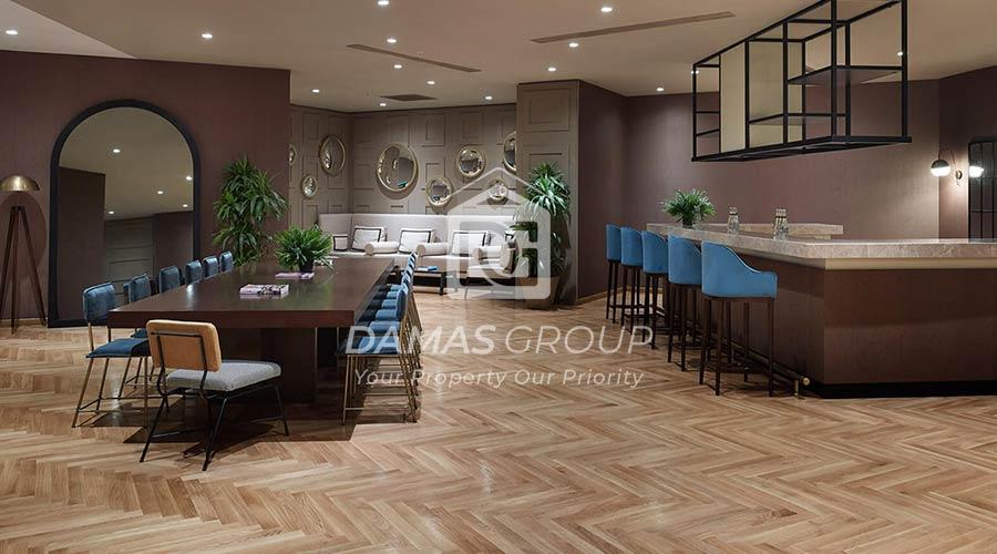 مجمع داماس 227 في اسطنبول  - صورة خارجية  09