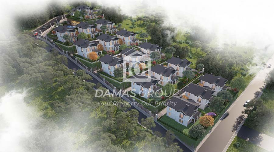Damas Project D-502 in kocaeli - Exterior picture 09