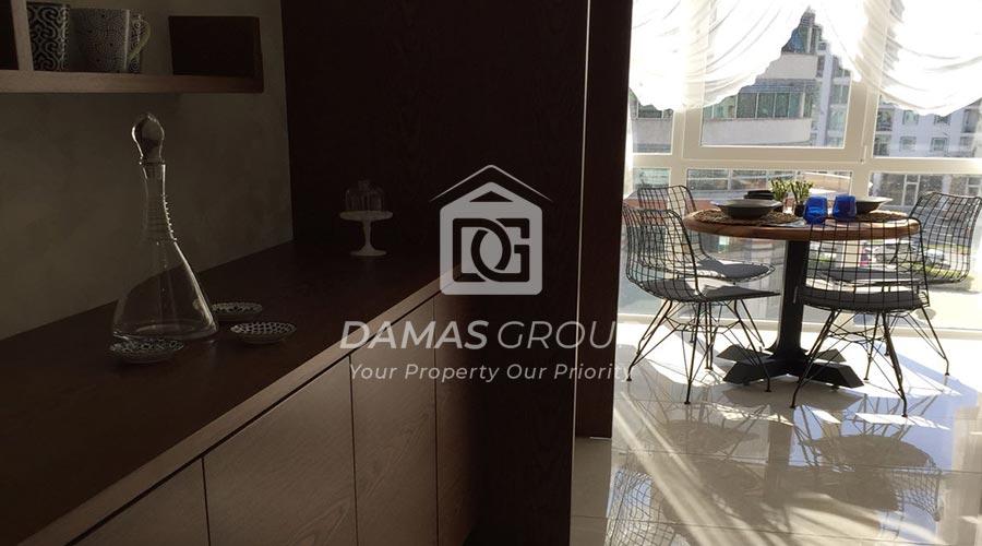 مجمع داماس 205 في اسطنبول  - صورة خارجية  09