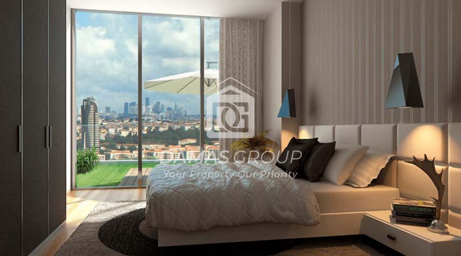 مجمع داماس 224 في اسطنبول  - صورة خارجية  09