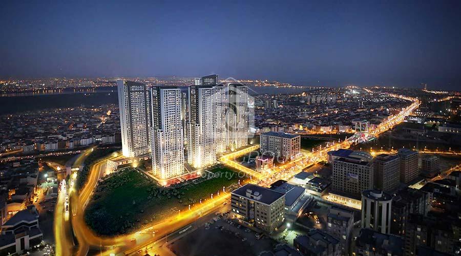 مجمع داماس 188 في اسطنبول  - صورة خارجية  09