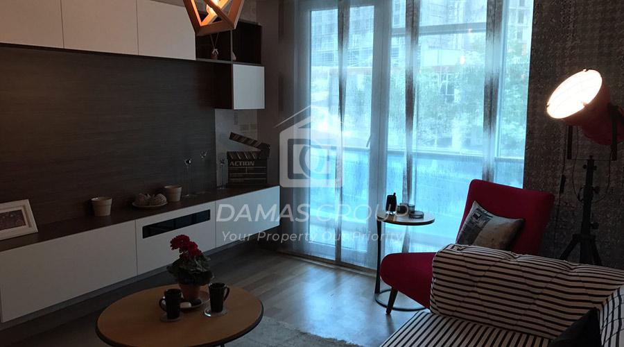 مجمع داماس 203 في اسطنبول  - صورة خارجية  09
