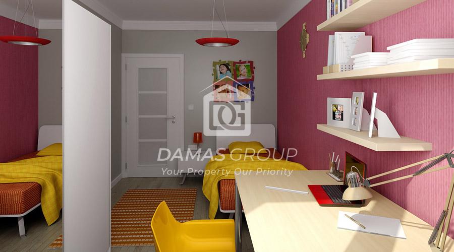 مجمع داماس 218 في اسطنبول  - صورة خارجية  09