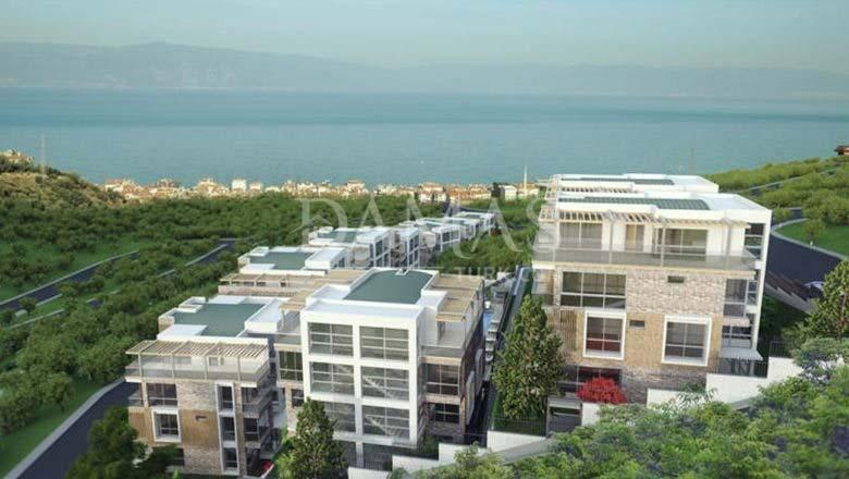 عقارات للبيع في بورصة - مجمع مجموعة داماس 203 في بورصة - صورة خارجية 10