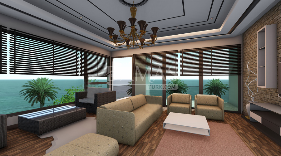 Damas Project D-375 in Yalova - interior picture 01