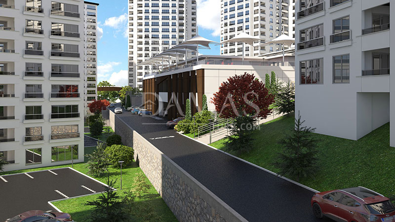 investment Trabzon - Damas 405 Project in Trabzon - exterior picture 10