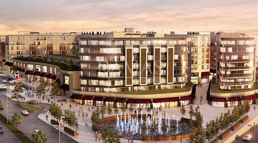 Damas Project D-145 in Istanbul - Exterior picture 01