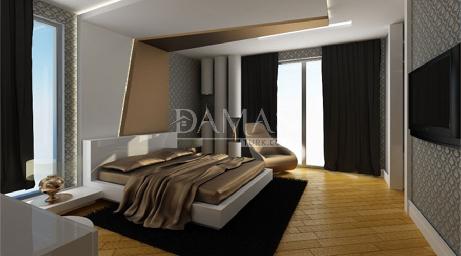 Damas Project D-609 in Antalya - interior picture 01