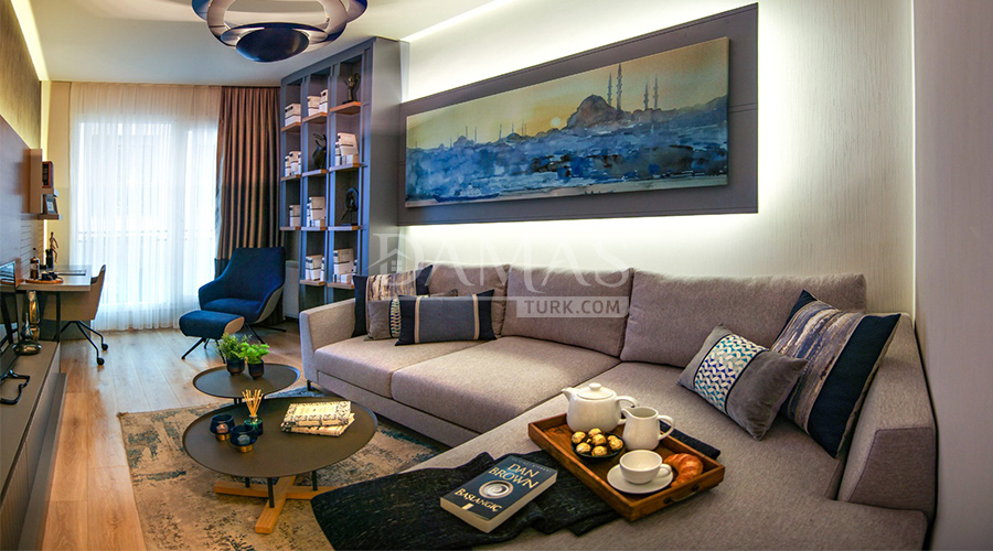 Damas Project D-278 in Istanbul - interior picture 01