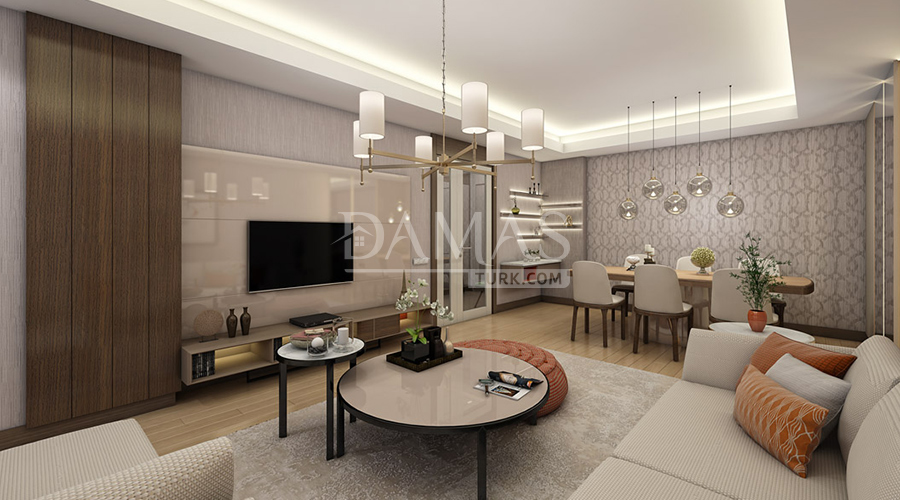 Damas Project D-273 in Istanbul - interior picture 01