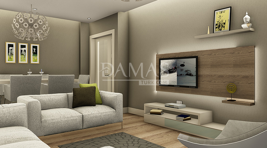 Damas Project D-616 in Antalya - interior picture 01