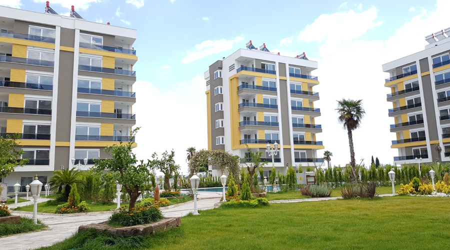 Damas Project D-614 in Antalya - Exterior picture 01