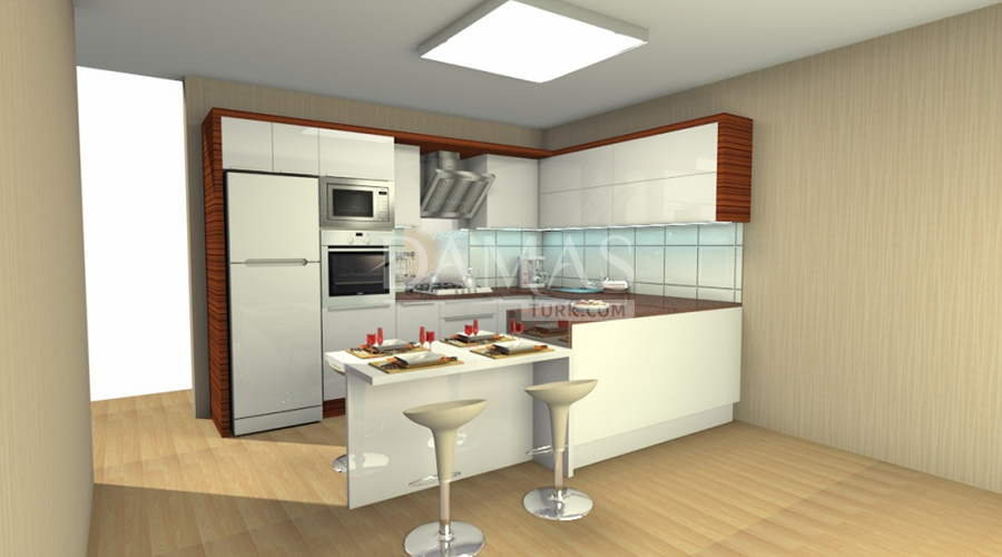 Damas Project D-700 in Ankara - interior picture 01
