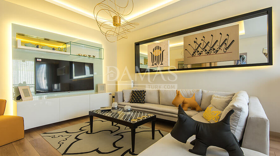 Damas Project D-101 in Istanbul - interior picture 01