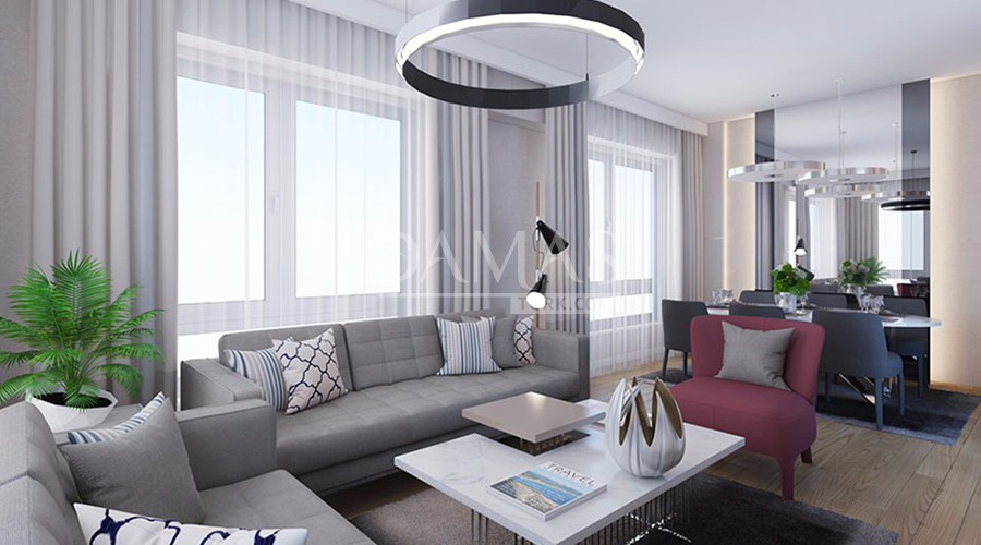 Damas Project D-217 in Istanbul - interior picture  01