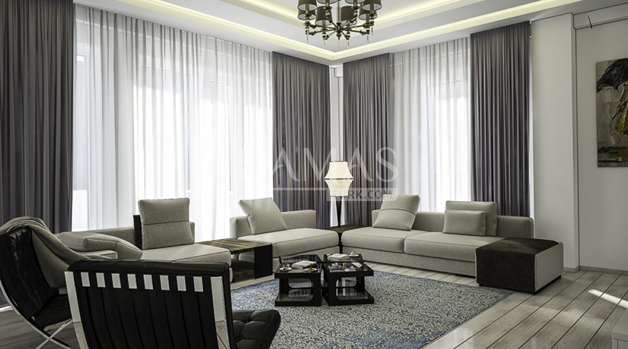 Damas Project D-505 in kocaeli - interior picture  01