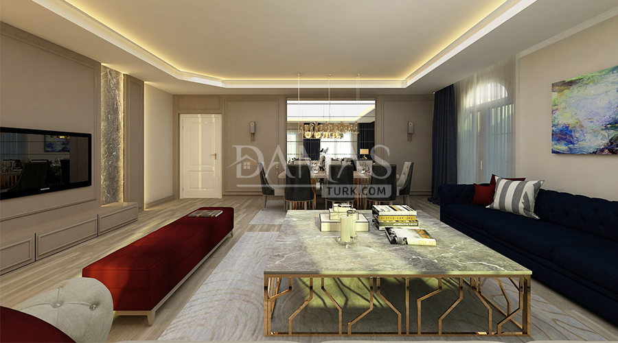 Damas Project D-617 in Antalya - interior picture 01