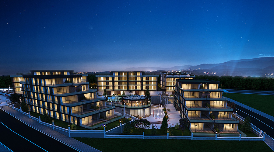 Damas Project D-503 in Kocaeli - Exterior picture  01