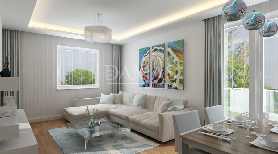 Damas Project D-618 in Antalya - interior picture 01