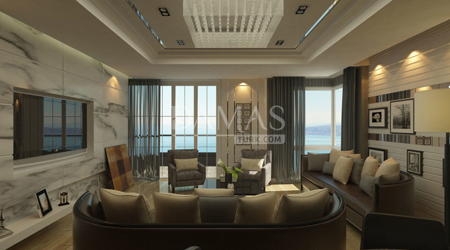 Damas Project D-414 in Trabzon - interior picture 01