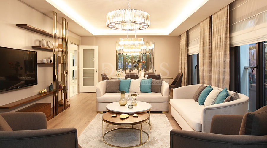 Damas Project D-222 in Istanbul - interior picture  01