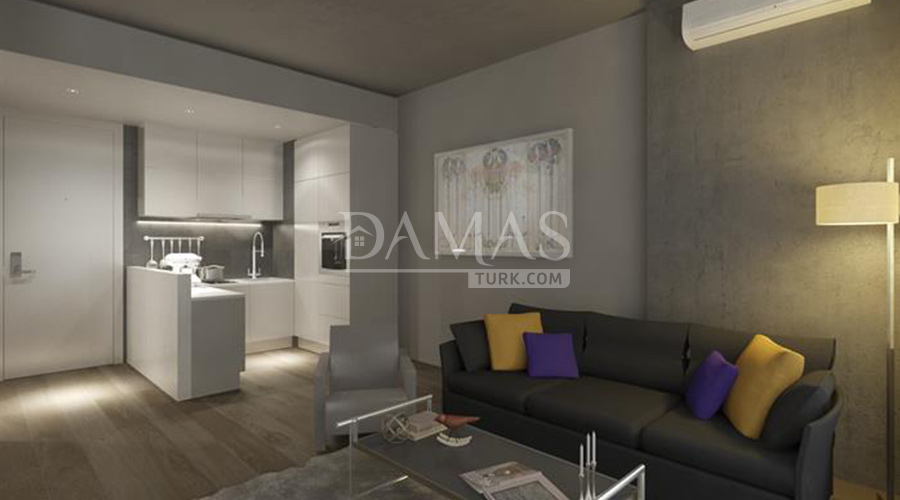 Damas Project D-111 in Istanbul - interior picture 01