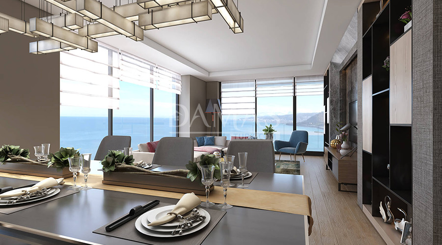 Damas Project D-412 in Trabzon - Interior picture 01