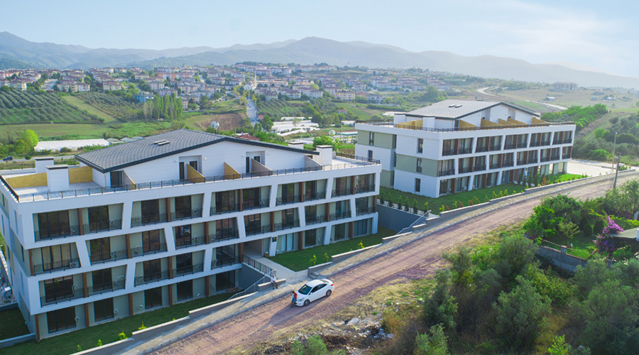 Damas Project D-381 in Yalova - Exterior picture 01