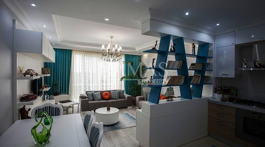 Damas Project D-118 in Istanbul - interior picture 01