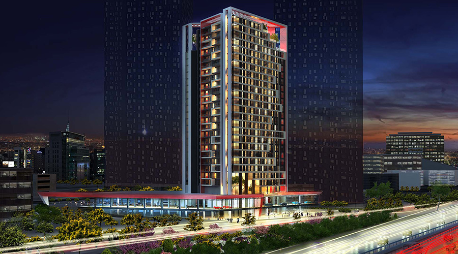 Damas Project D-132 in Istanbul - Exterior picture 01