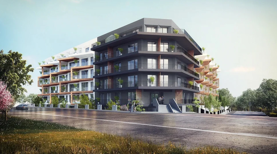 Damas Project D-374 in Yalova - Exterior picture 01