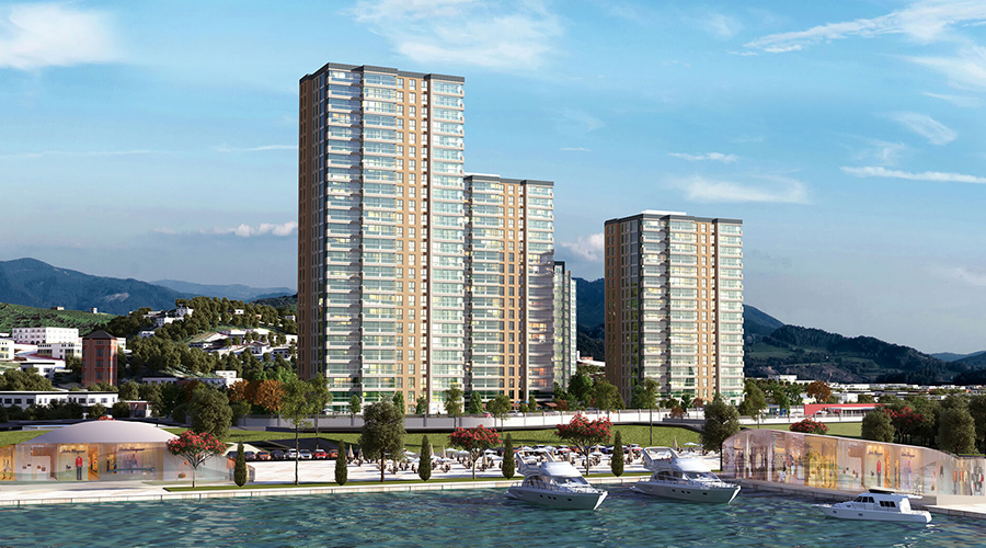 Damas Project D-412 in Trabzon - Exterior picture 01