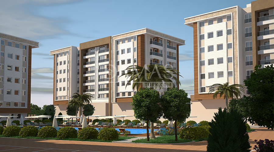 Damas Project D-610 in Antalya - Exterior picture 01
