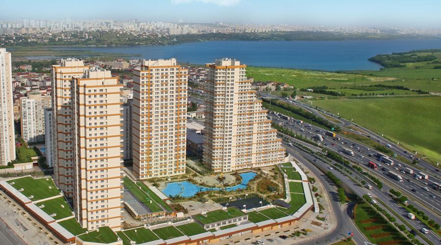 مجمع مجموعة داماس 107 في اسطنبول - صورة خارجية 01