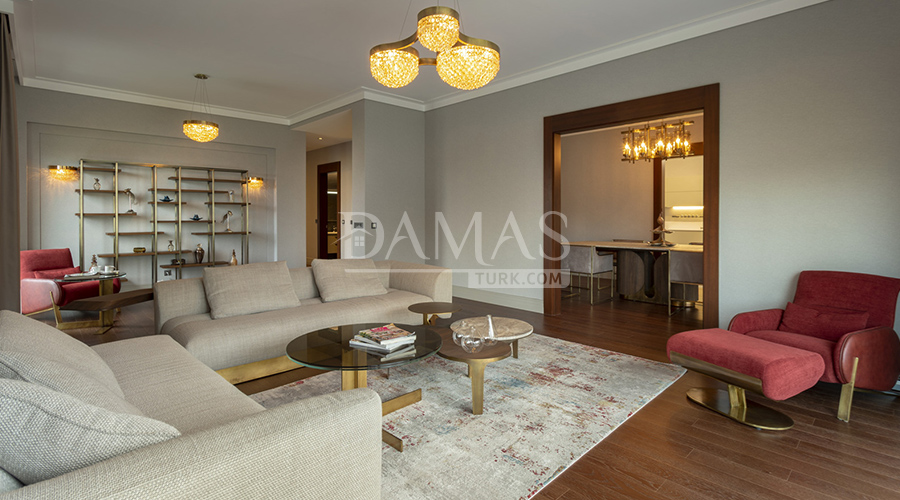 Damas Project D-702 in Ankara - Interior picture 01