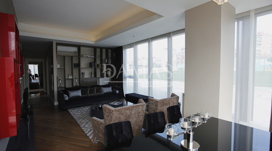 Damas Project D-280 in Istanbul - interior picture 01