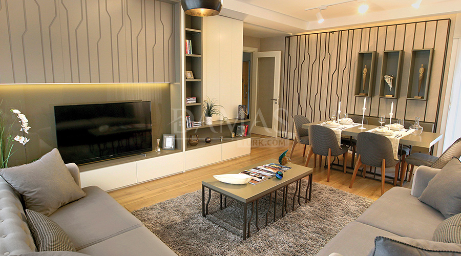 Damas Project D-158 in Istanbul - Interior picture 01