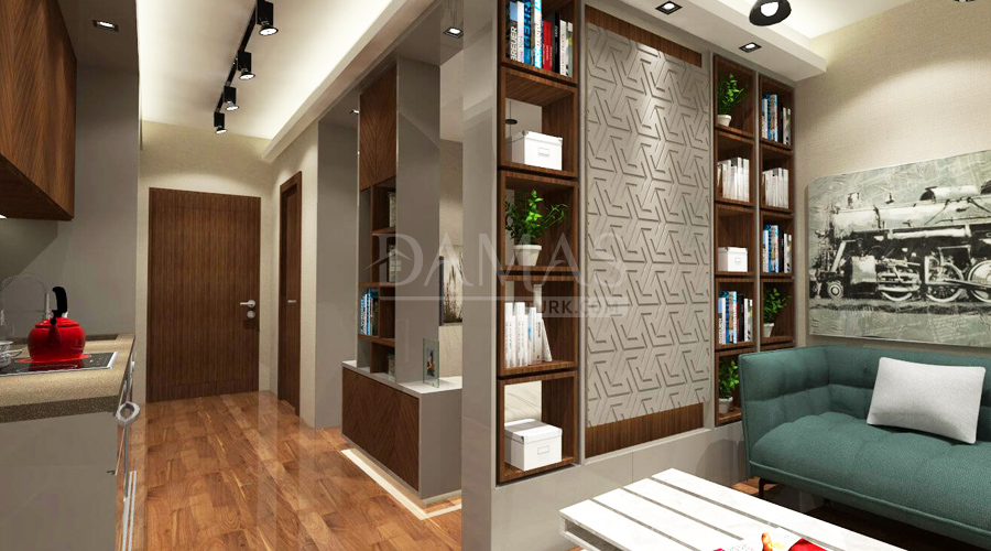 Damas Project D-161 in Istanbul - Interior picture 01